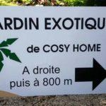 Jardin exotique de Cosy Home